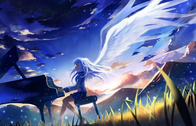 Angel-Beats-Piano-Kanade