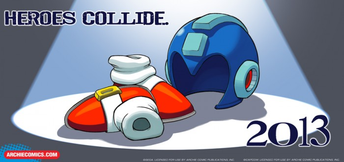 Mega Man and Sonic Universe
