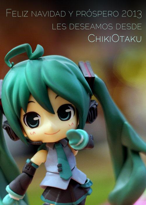 Navidad ChikiOtaku