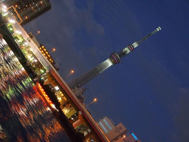 Tokyo Skytree - Por T.Kiya