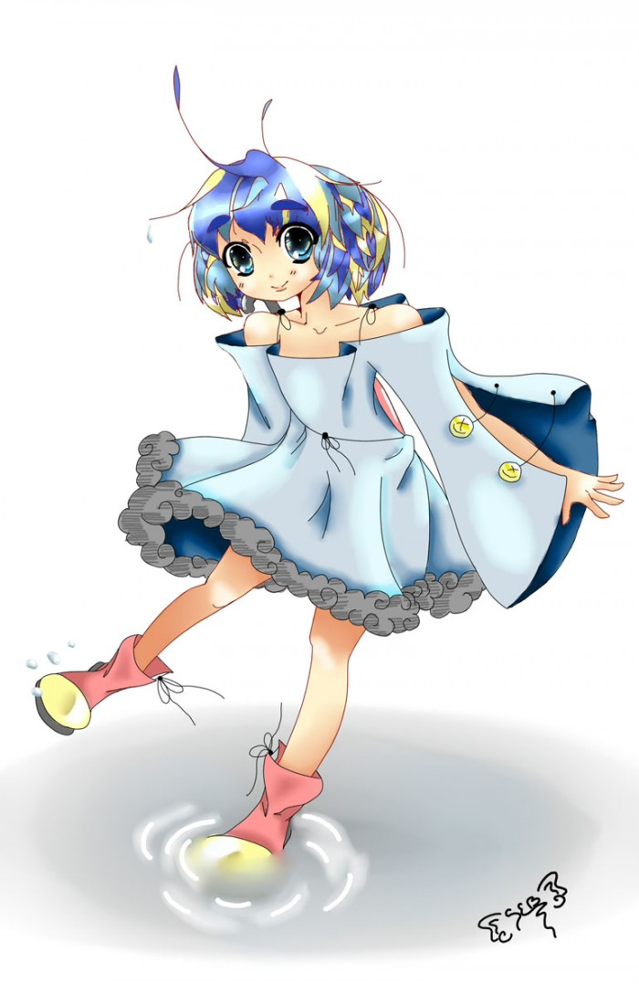 NASA - Mizu-chan