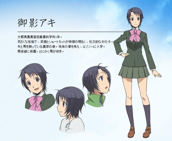 Marie Miyake como Aki Mikage