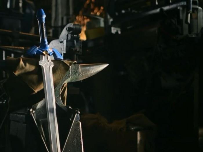 Master Sword Zelda Fanmade