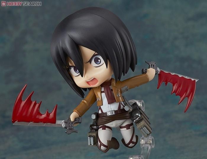 Nendoroid Mikasa ackerman 1