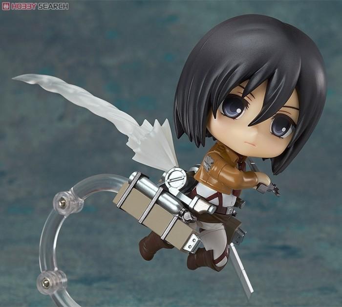 Nendoroid Mikasa ackerman 2
