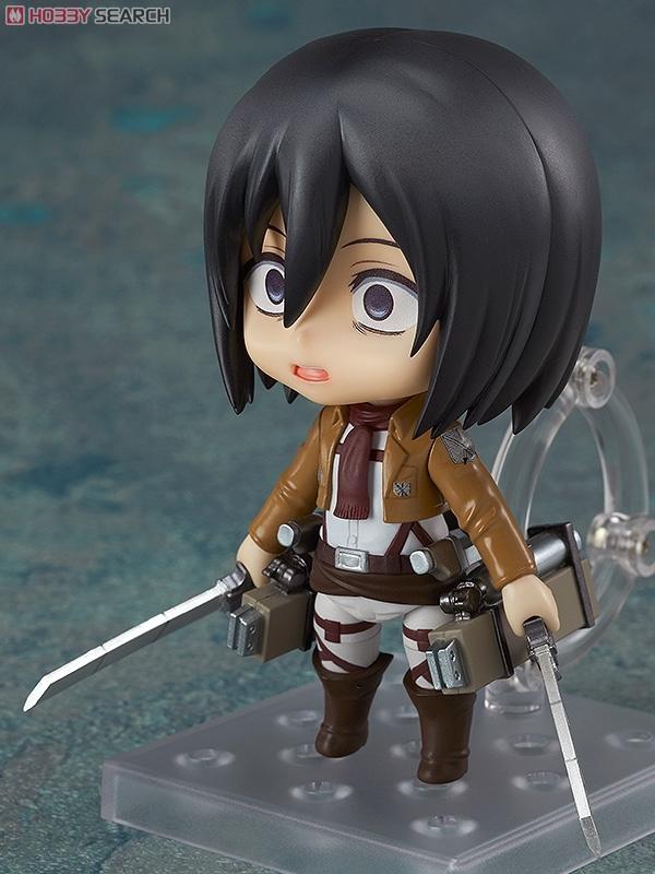 Nendoroid Mikasa ackerman 3