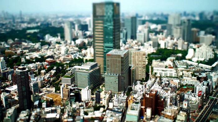 Tokyo City - Por Darwinfish105