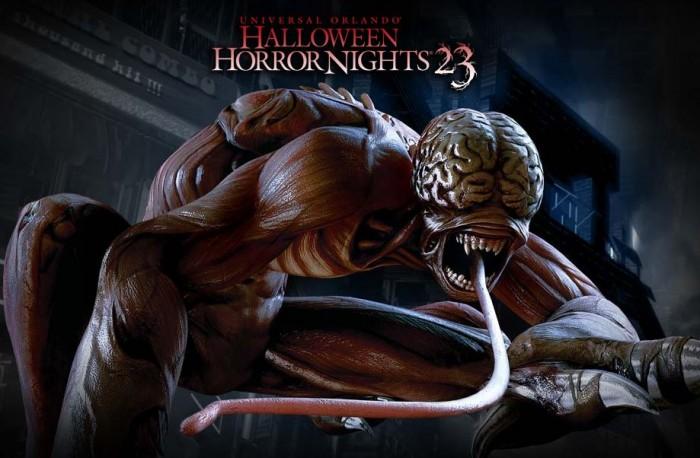 Universal Studios Orlando - Resident Evil