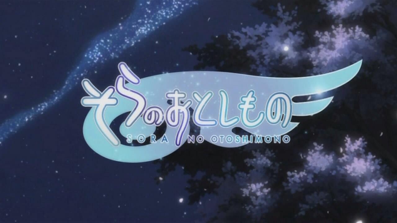 La nueva película Sora No Otoshimono