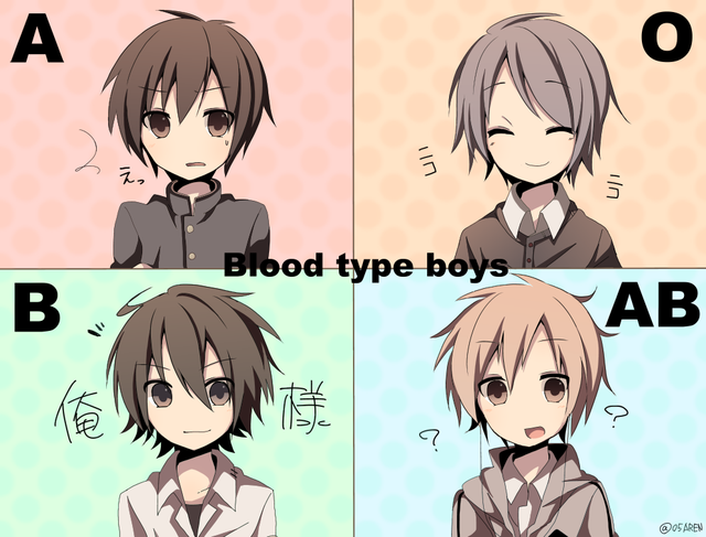 BloodType Girls - 2
