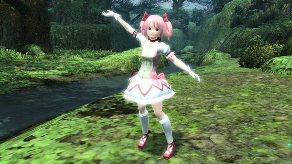 Madoka Magica se une a Phantasy Star Online 2 - madoka