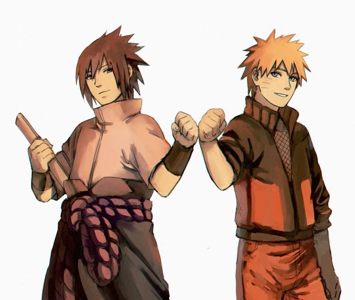 Naruto Sasuke - Por daikai