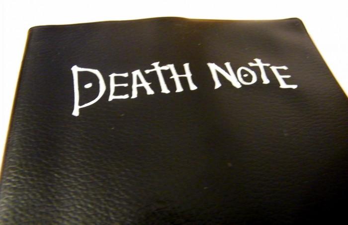 Death Note - Por gabofr