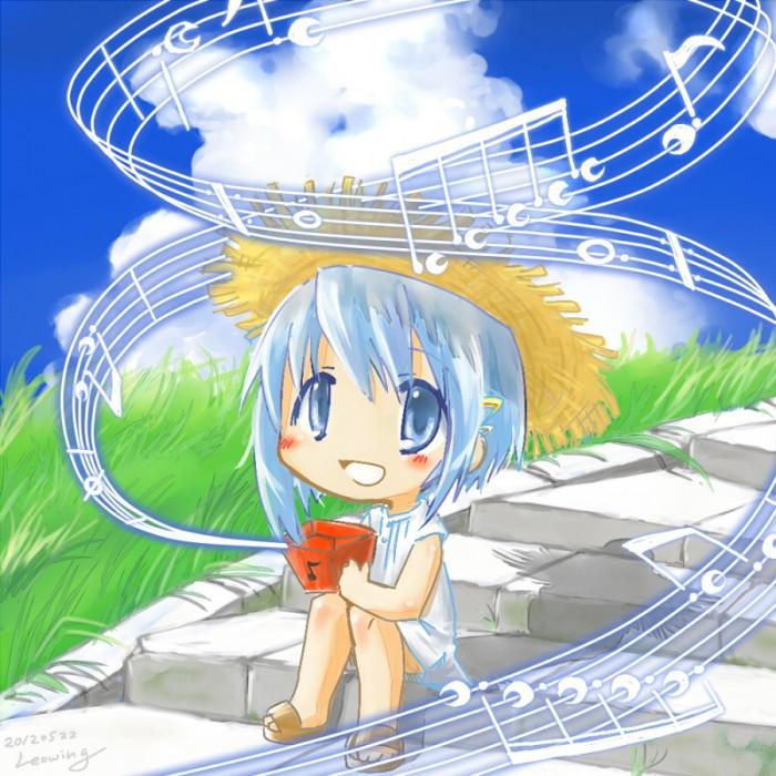 Madoka Magica Caja musical - Por leowings