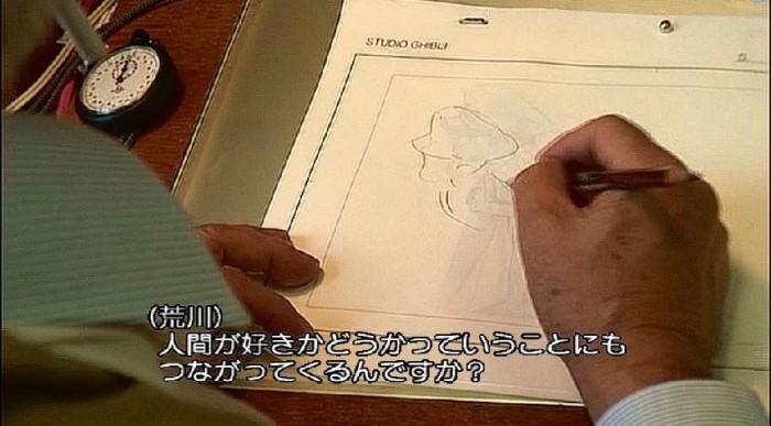 Miyazaki Dibujando