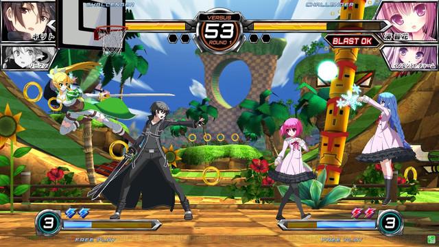 Dengeki Bunko Fighting Climax 2
