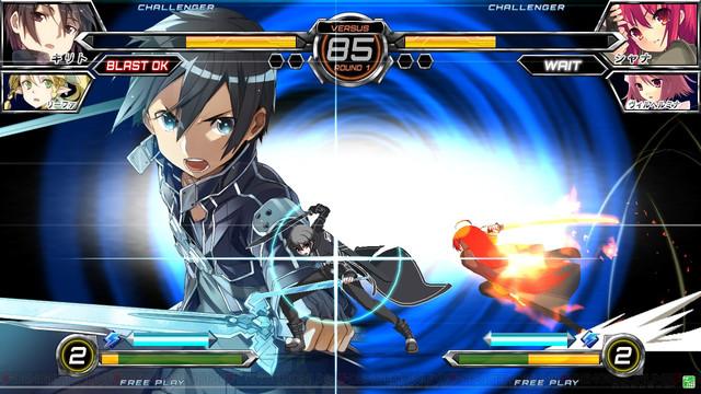 Dengeki Bunko Fighting Climax 3
