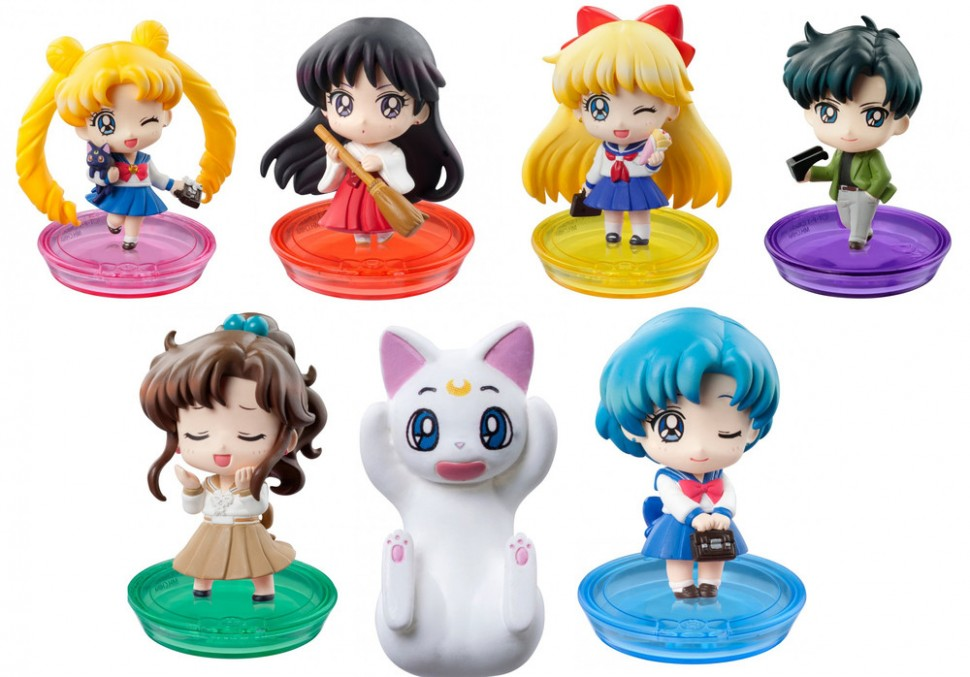 Sailor Moon Petit Chara