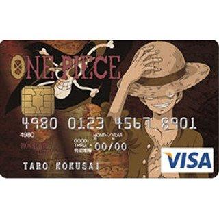 Tarjeta de credito one piece